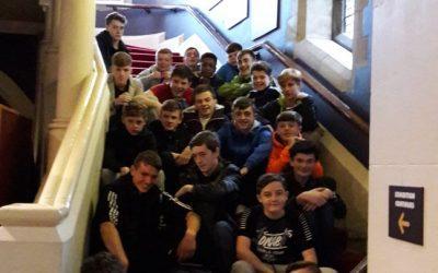 Historical Club Dublin Visit