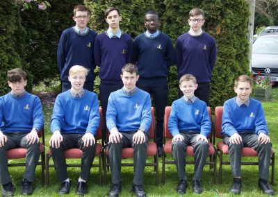 Moyle Park College - Student Council 2017