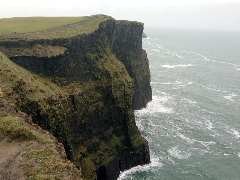 Geography Trip to the Doolin Caves & The Cliffs of Moher