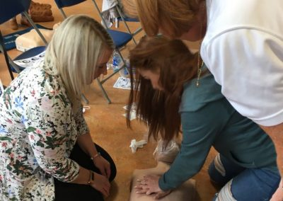 Teacher CPR Training with The Ciarán Carr Foundation