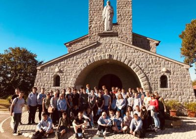 Marist Leader Pilgrimage to l'Hermitage 2018