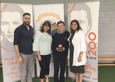 Fifth Year Awards 2019