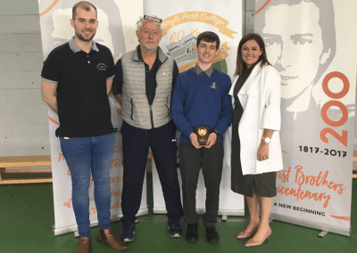 Second Year Awards 2019
