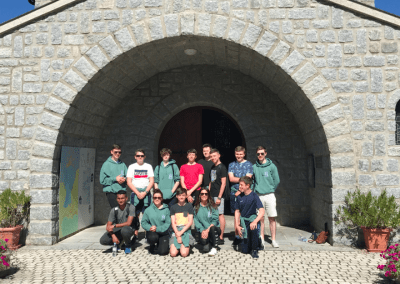 Marist Leadership Trip to l'Hermitage 2019